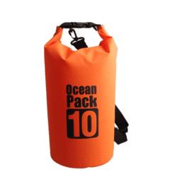Drybag 10L oranje