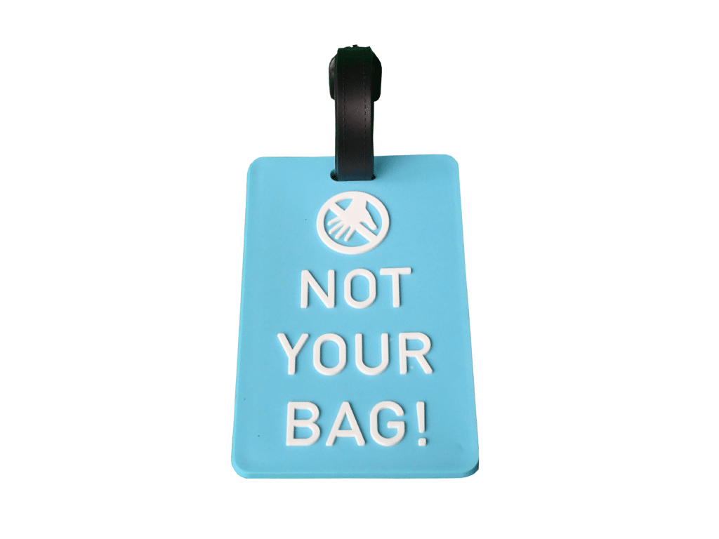 backpack tag