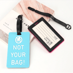 baggage tag not your bag