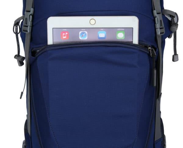 backpack voorvak