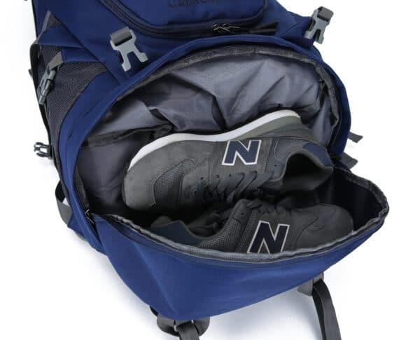 Backpack onderkant