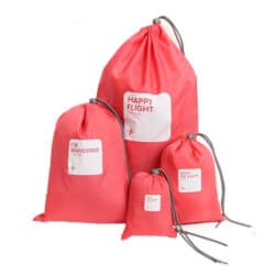 Backpack zakken rood