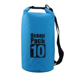 Drybag 10L blauw